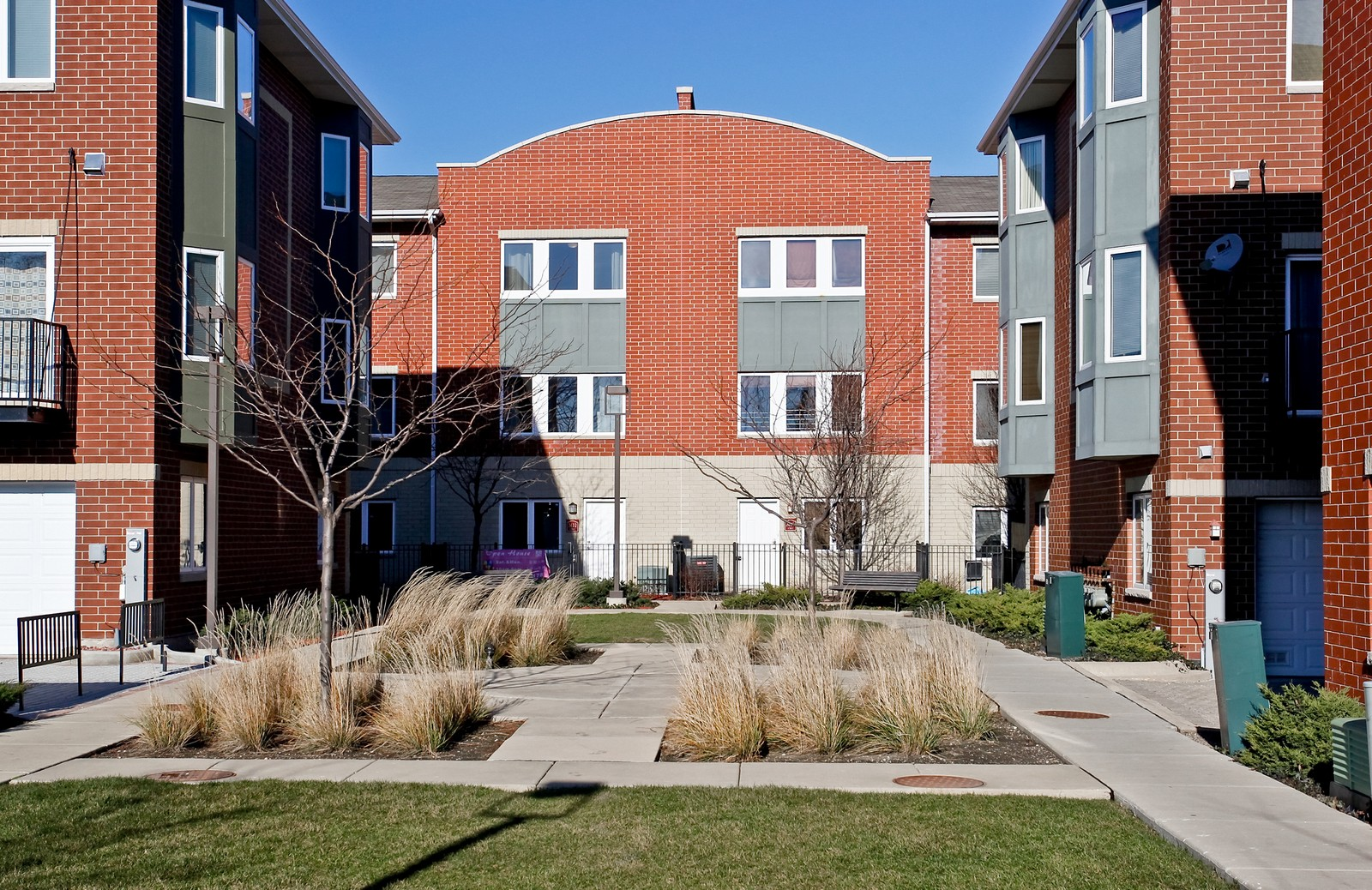 Real Estate Photography - 2422 W Bross, Chicago, IL, 60608 - Front View