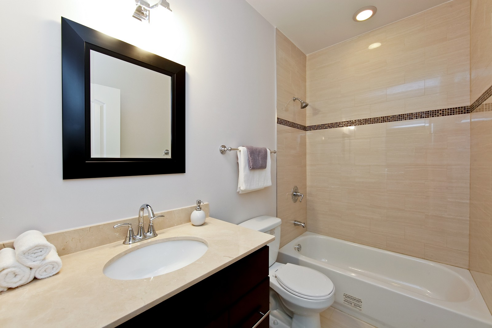 Real Estate Photography - 2422 W Bross, Chicago, IL, 60608 - Bathroom