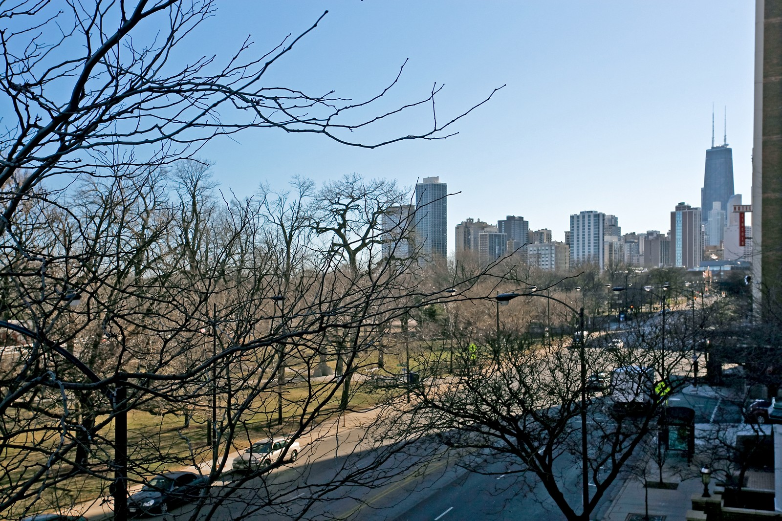 Real Estate Photography - 1920 Clark, 3A, Chicago, IL, 60614 - View