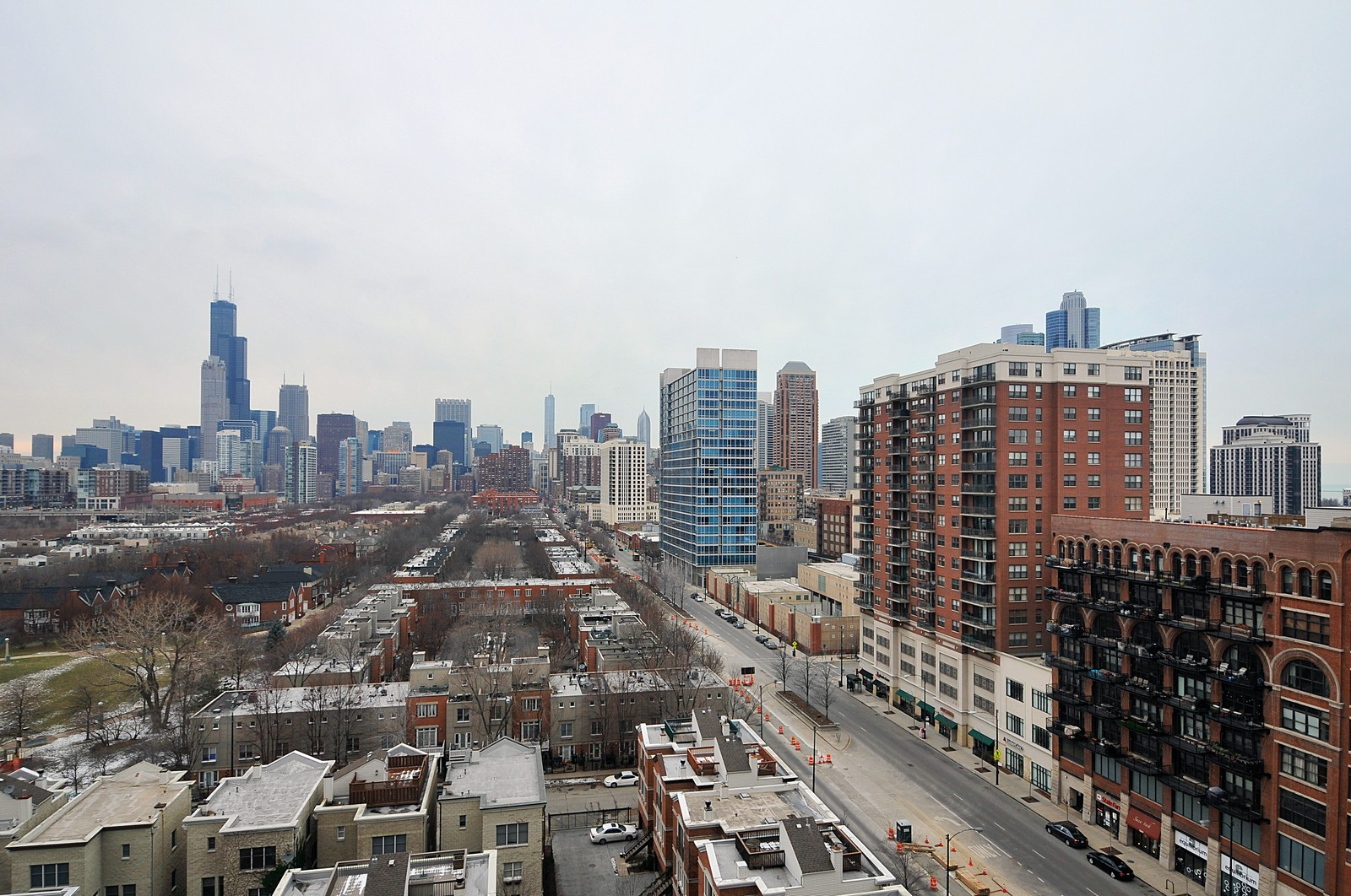 Real Estate Photography - 1530 S State, 1009, Chicago, IL, 60605 - View
