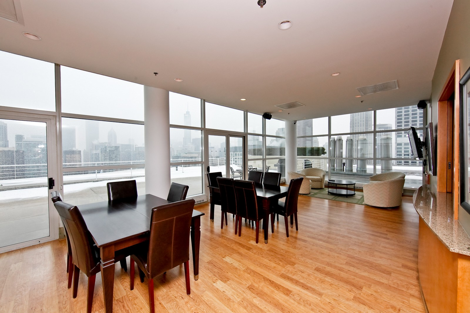 Real Estate Photography - 250 E. Pearson, 902, Chicago, IL, 60611 - Clubhouse