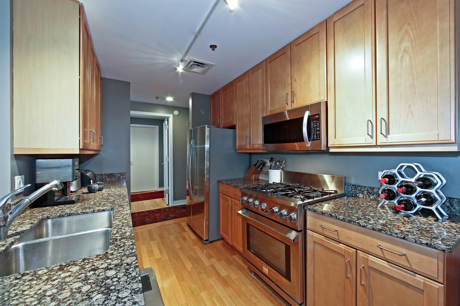 Real Estate Photography - 250 E. Pearson, 902, Chicago, IL, 60611 - Kitchen