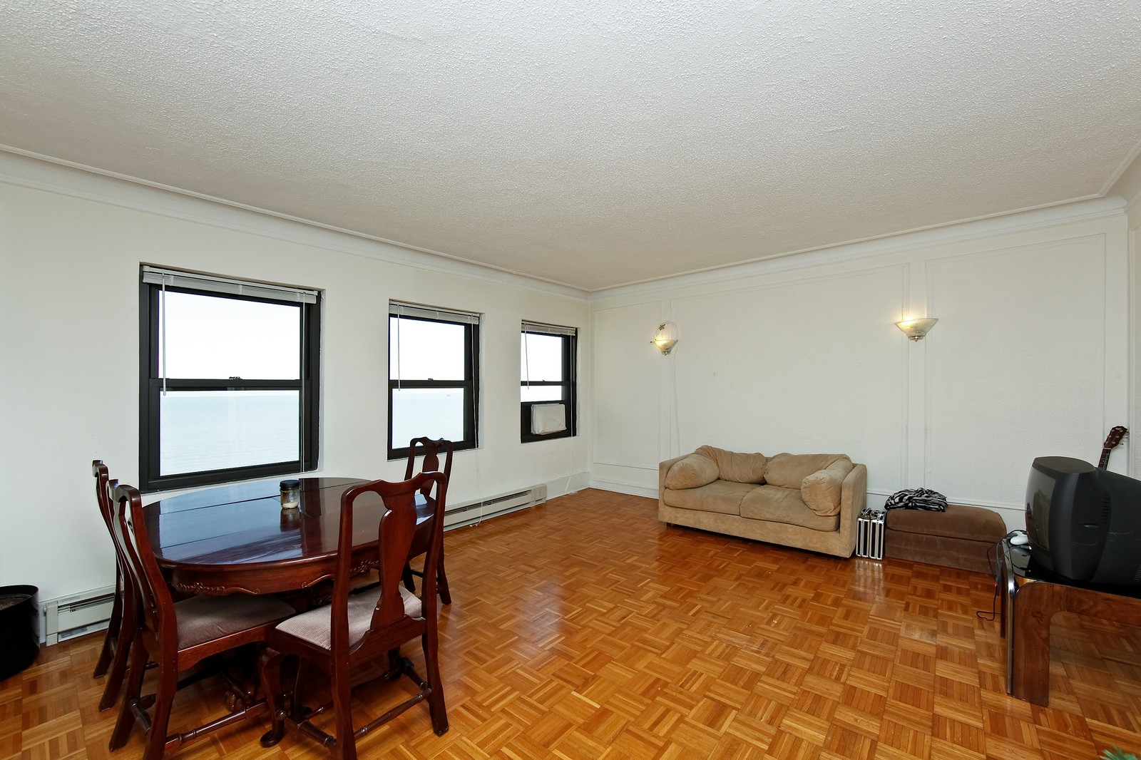 Real Estate Photography - 1400 N Lake Shore Drive, 16E, Chicago, IL, 60610 - Living Room