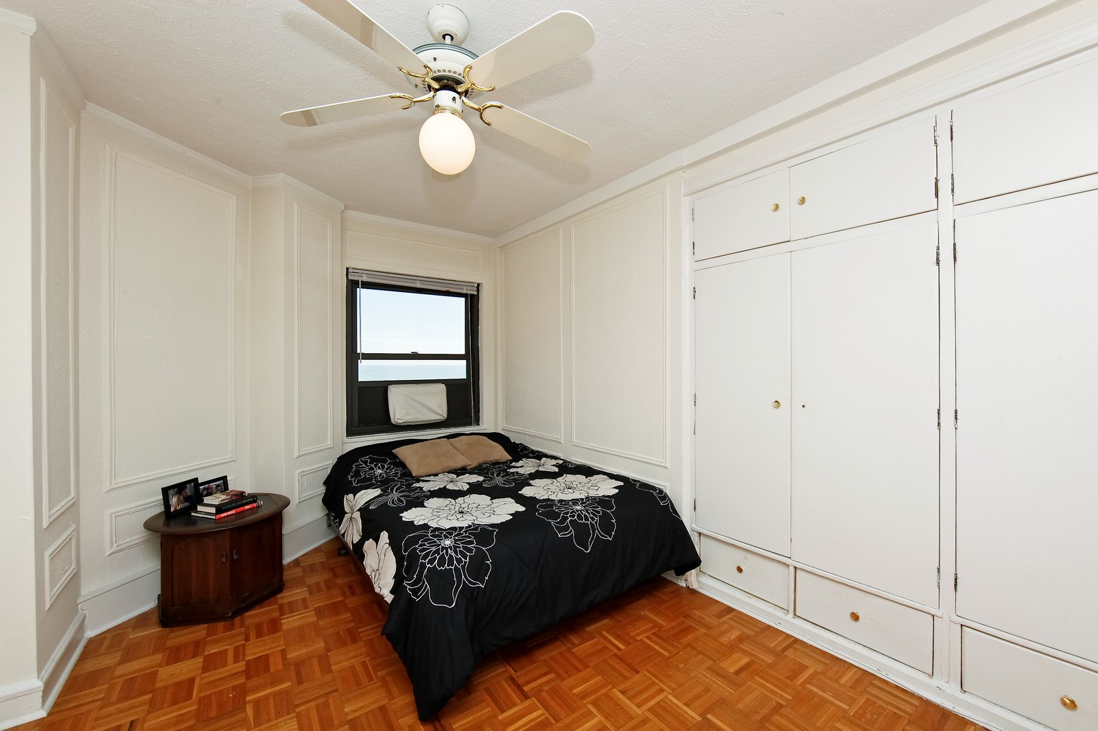 Real Estate Photography - 1400 N Lake Shore Drive, 16E, Chicago, IL, 60610 - Bedroom