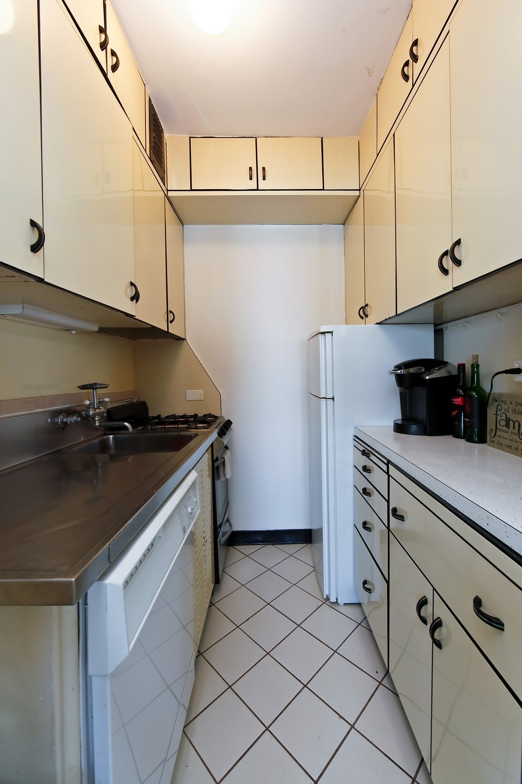 Real Estate Photography - 1400 N Lake Shore Drive, 16E, Chicago, IL, 60610 - Kitchen