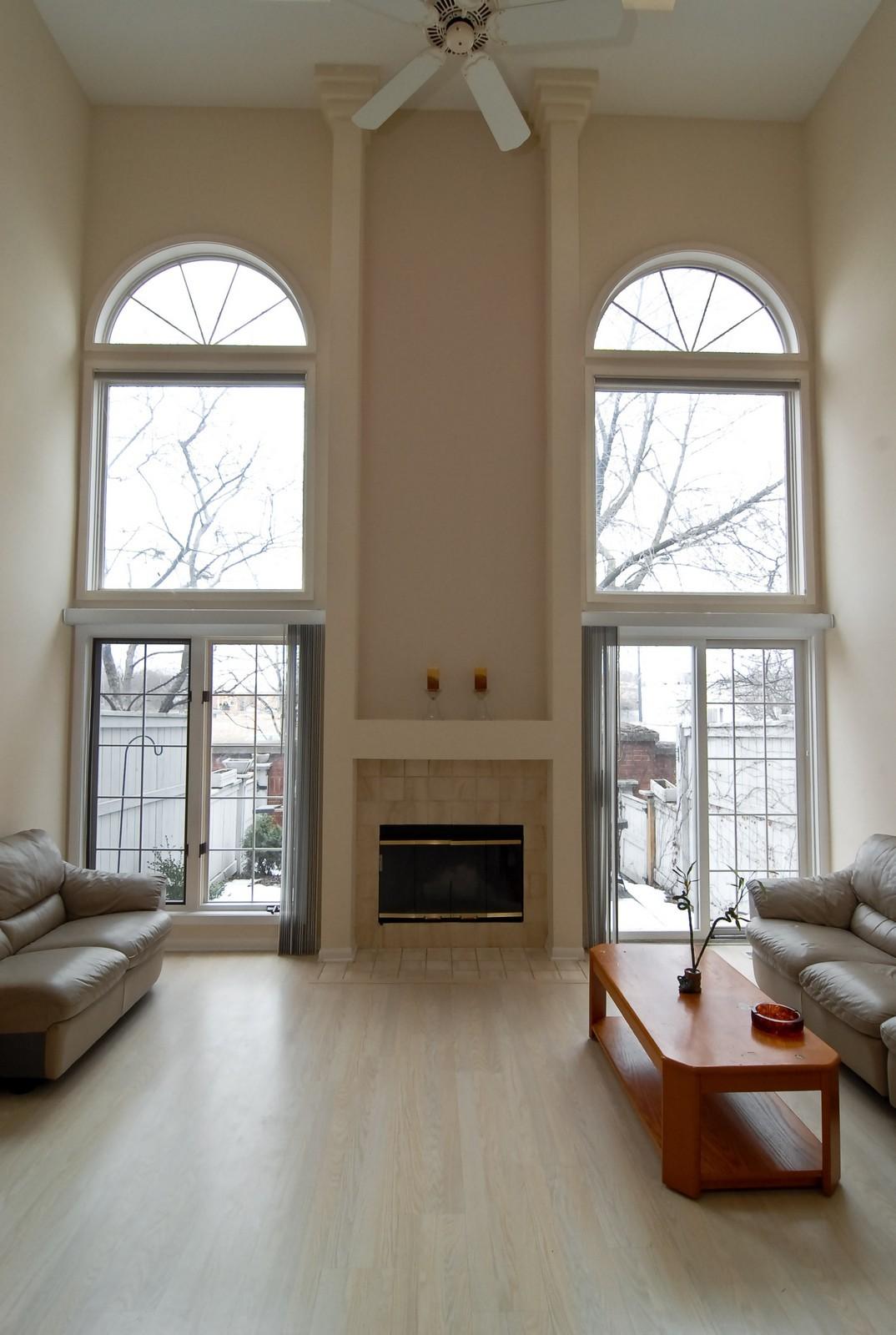 Real Estate Photography - 4248 W Harrington Lane, Chicago, IL, 60646 - Living Room