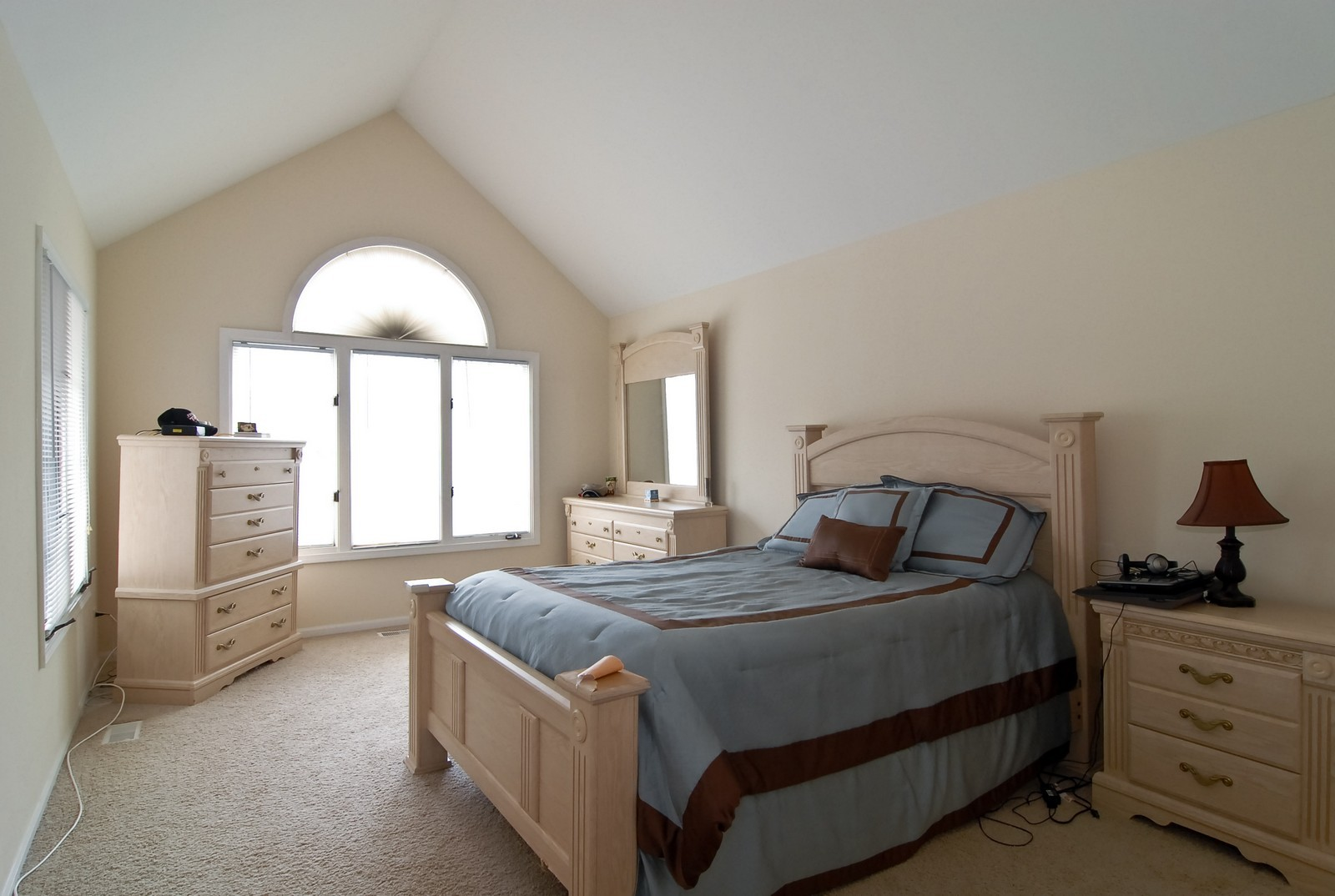 Real Estate Photography - 4248 W Harrington Lane, Chicago, IL, 60646 - Master Bedroom