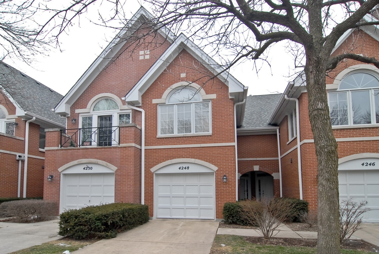 Real Estate Photography - 4248 W Harrington Lane, Chicago, IL, 60646 - Front View