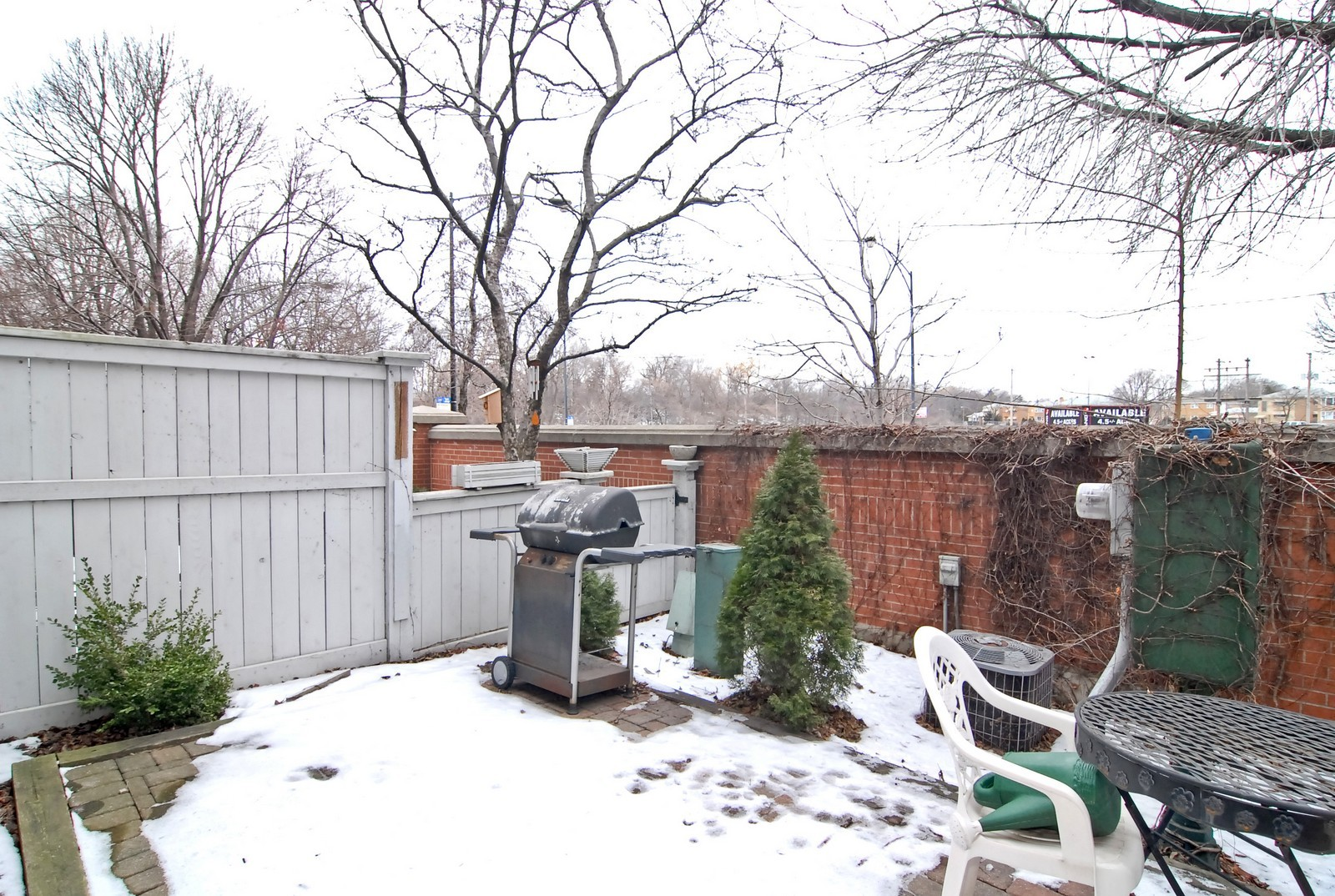 Real Estate Photography - 4248 W Harrington Lane, Chicago, IL, 60646 - Patio