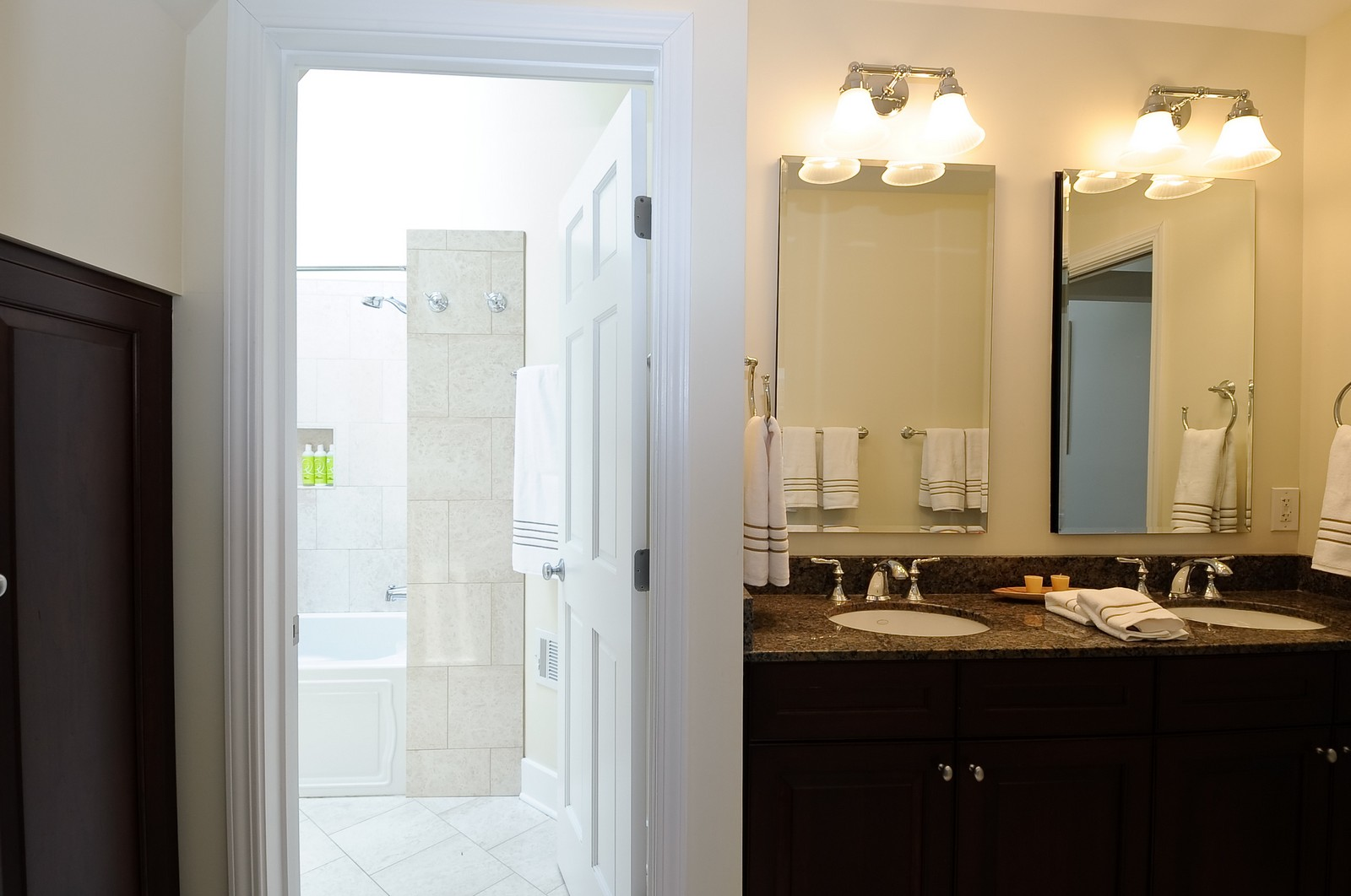 Real Estate Photography - 1144 W. Altgeld, Chicago, IL, 60614 - Master Bathroom