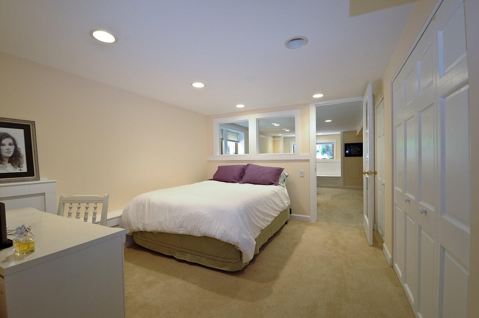 Real Estate Photography - 1144 W. Altgeld, Chicago, IL, 60614 - 4th Bedroom