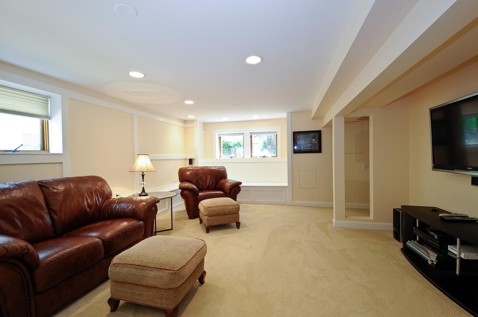 Real Estate Photography - 1144 W. Altgeld, Chicago, IL, 60614 - Basement