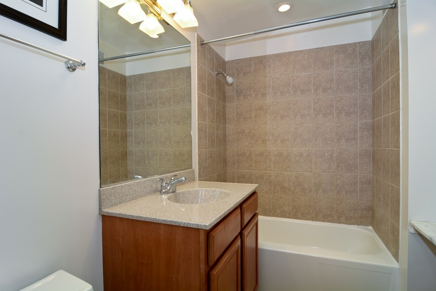 Real Estate Photography - 456 Lageschulte, Barrington, IL, 60010 - Bathroom