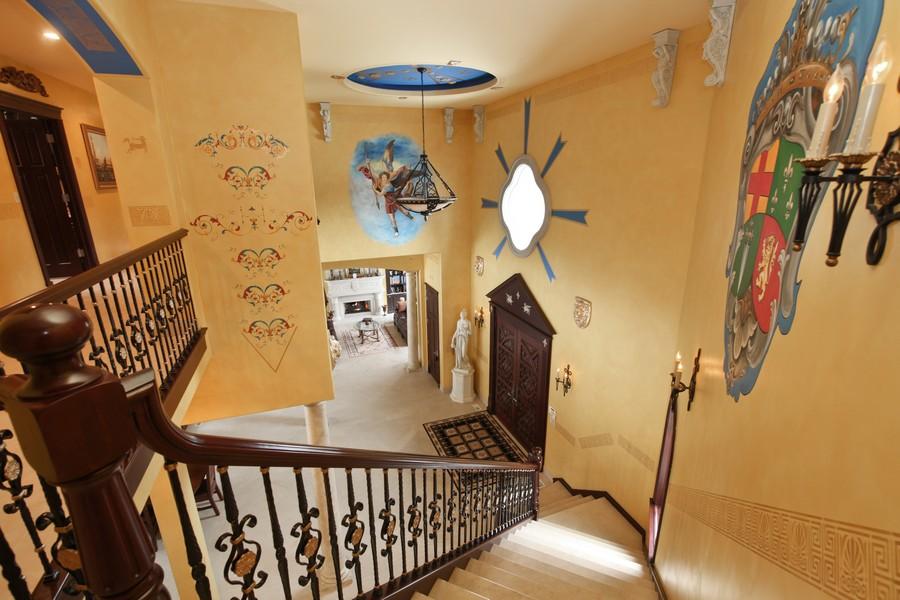 Real Estate Photography - 11315 W 77 Street, Burr Ridge, IL, 60527 - Staircase