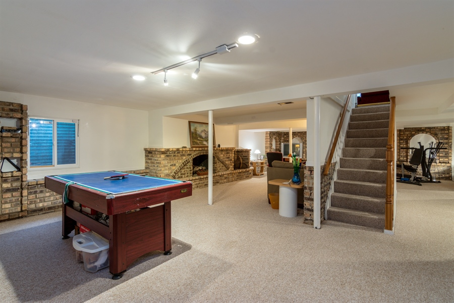 Real Estate Photography - 30 Timber Hill Road, Buffalo Grove, IL, 60089 - Basement