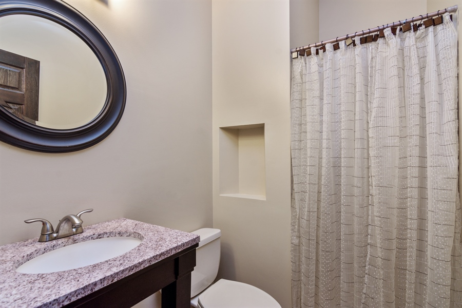 Real Estate Photography - 1040 West Bombay Way, Palatine, IL, 60067 - 3rd Bathroom