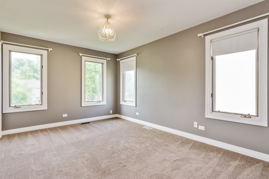 Real Estate Photography - 1040 West Bombay Way, Palatine, IL, 60067 - 3rd Bedroom