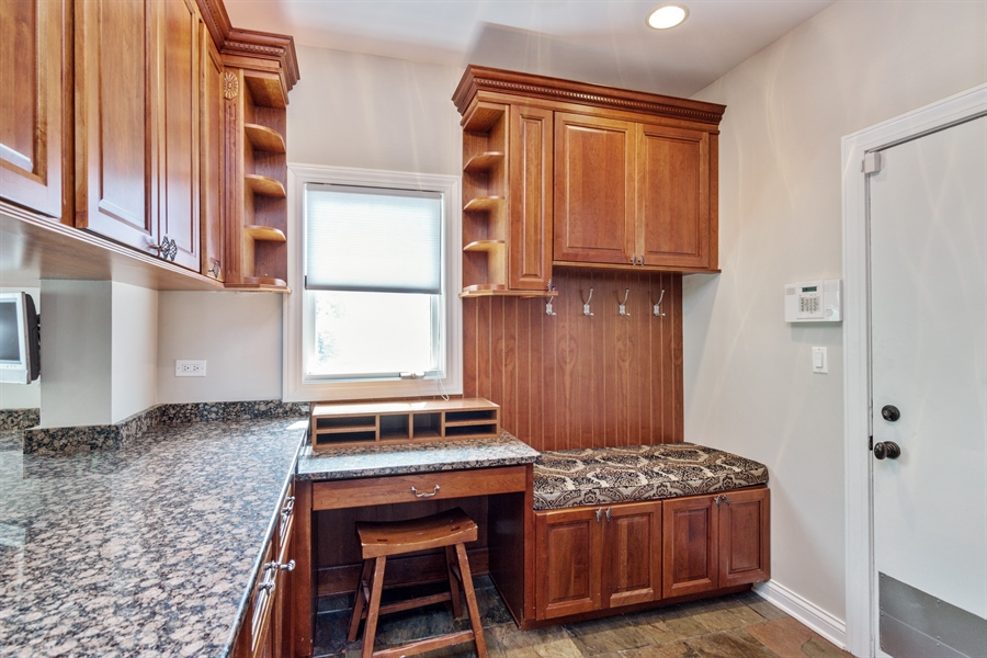 Real Estate Photography - 1040 West Bombay Way, Palatine, IL, 60067 - Mudroom