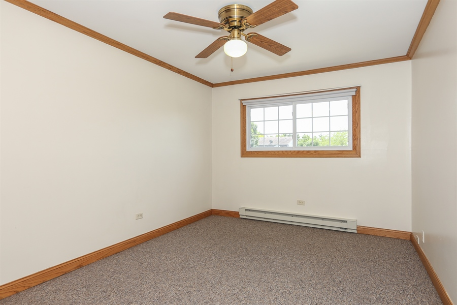 Real Estate Photography - 648 Pasadena, Beecher, IL, 60401 - Bedroom