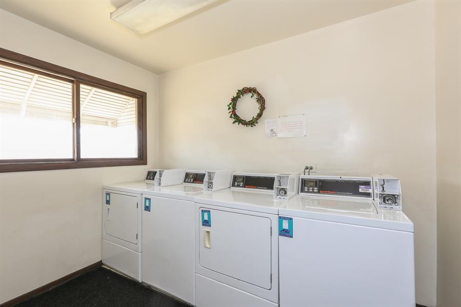 Real Estate Photography - 648 Pasadena, Beecher, IL, 60401 - Laundry Room