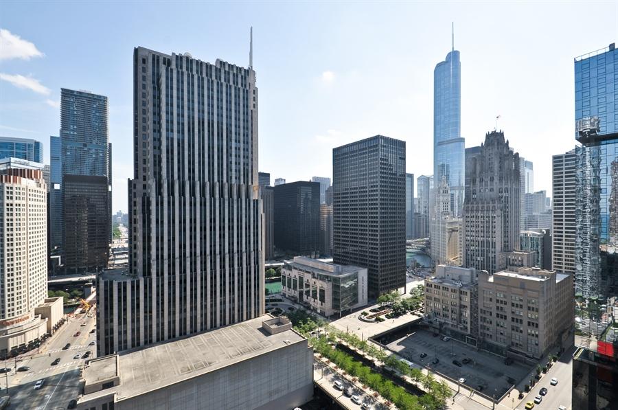 Real Estate Photography - 240 E Illinois St, Unit 2107, Chicago, IL, 60611 - View