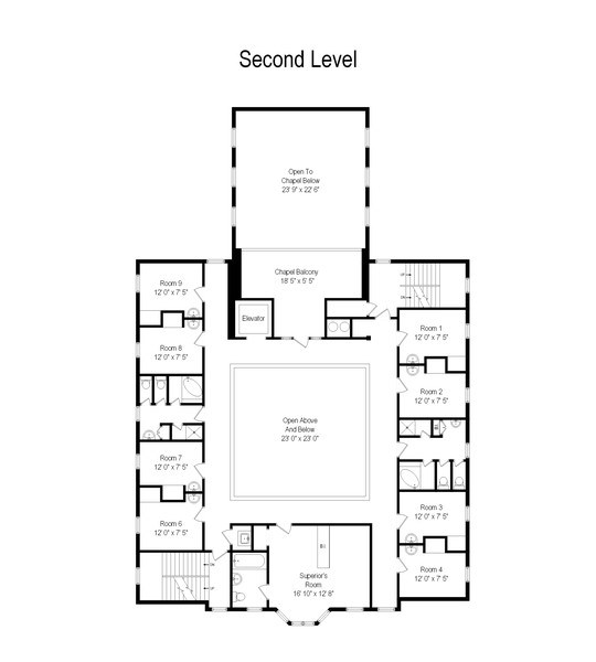 Real Estate Photography - 5526 N Magnolia, 1, Chicago, IL, 60640 - Floor Plan