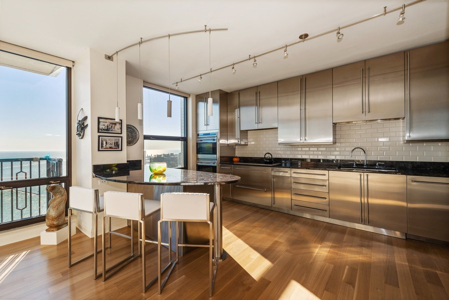 Real Estate Photography - 1040 N. Lake Shore Drive, 36BC, Chicago, IL, 60611 - Location 4