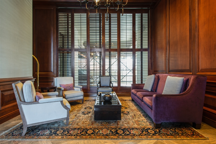 Real Estate Photography - 1040 N. Lake Shore Drive, 36BC, Chicago, IL, 60611 - Lobby
