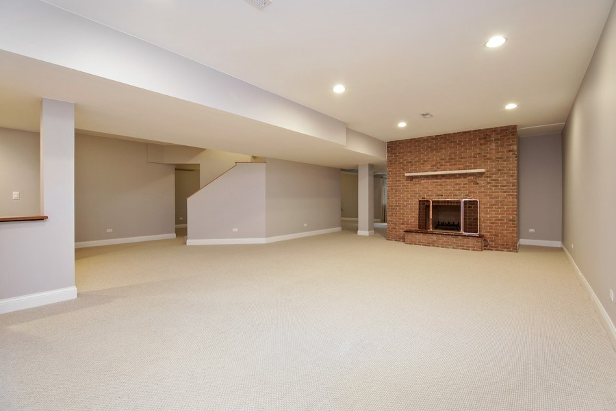 Real Estate Photography - 810 N Maple, Prospect Heights, IL, 60070 - Basement