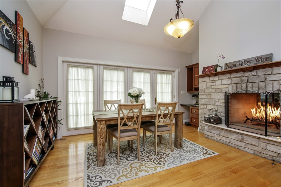 Real Estate Photography - 810 N Maple, Prospect Heights, IL, 60070 - Breakfast Area