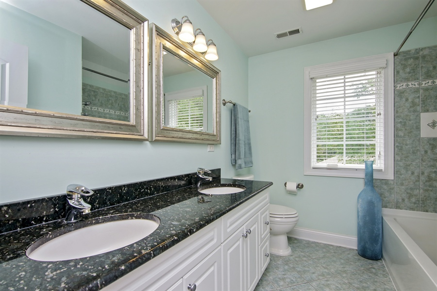 Real Estate Photography - 810 N Maple, Prospect Heights, IL, 60070 - Bathroom