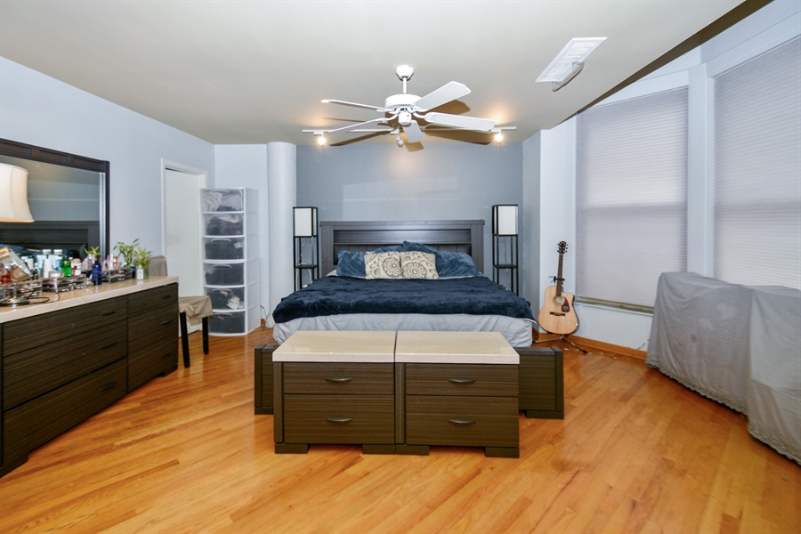 Real Estate Photography - 431 S Dearborn, 501, Chicago, IL, 60605 - Master Bedroom