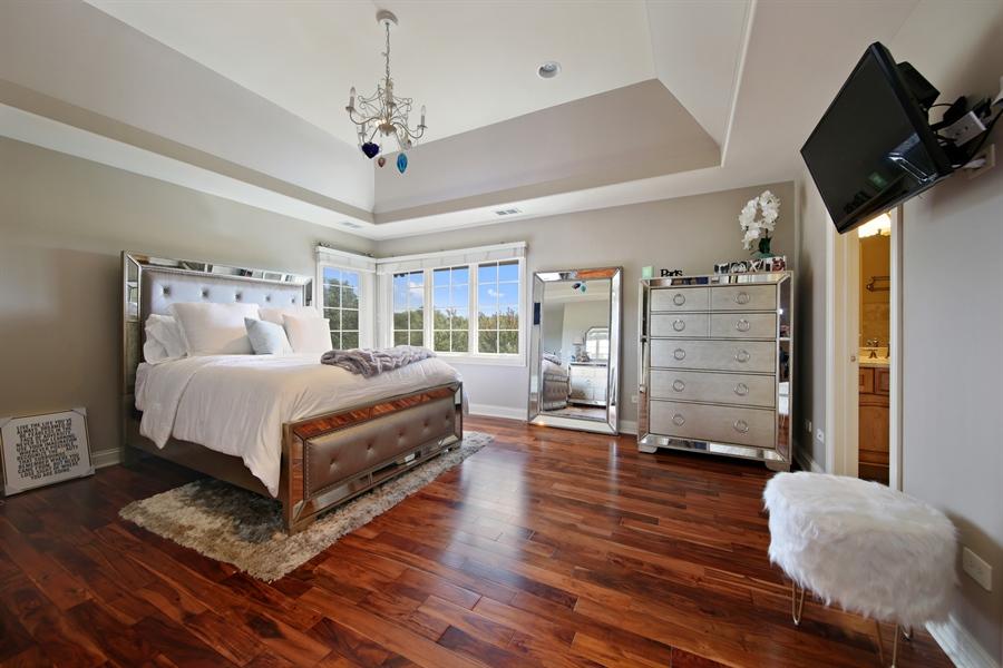 Real Estate Photography - 20021 Alison Trl, Mokena, IL, 60448 - 4th Bedroom