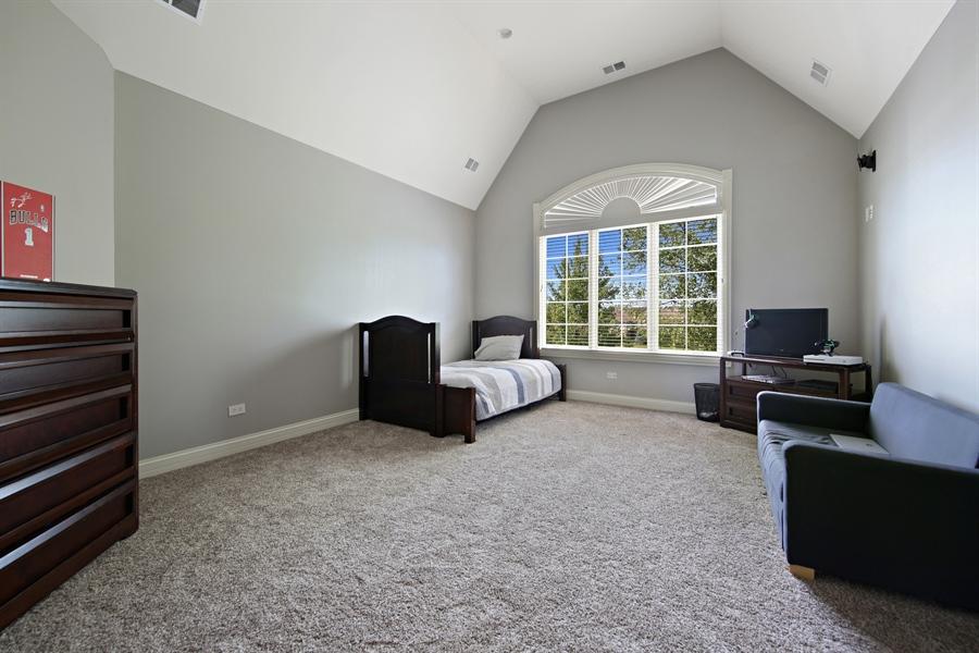 Real Estate Photography - 20021 Alison Trl, Mokena, IL, 60448 - 5th Bedroom