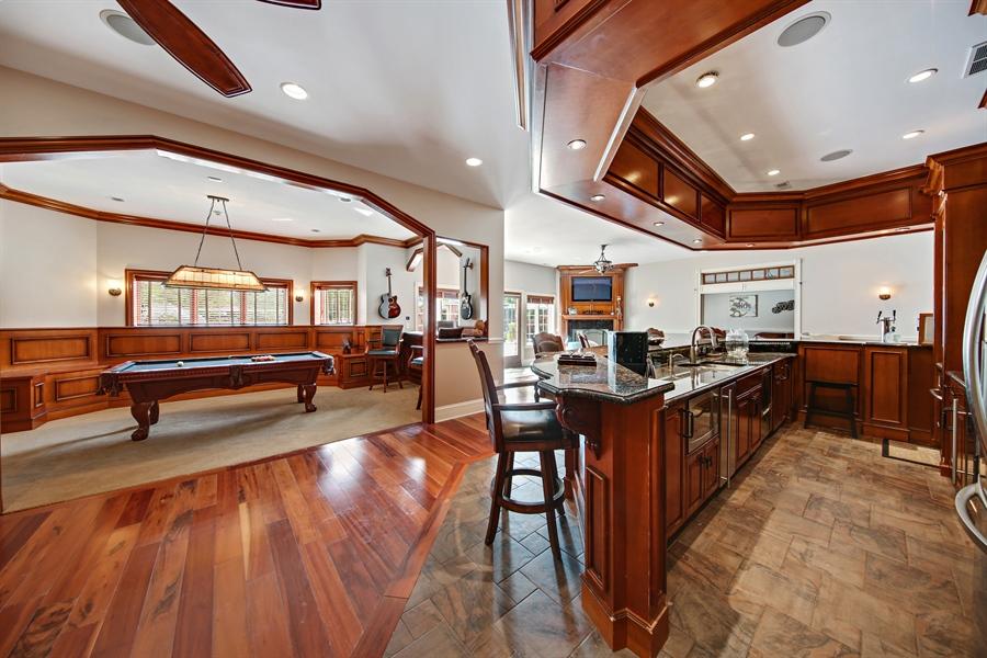 Real Estate Photography - 20021 Alison Trl, Mokena, IL, 60448 - Lower Level