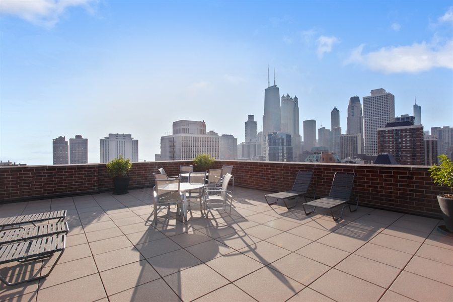 Real Estate Photography - 1250 Dearborn, 7A, Chicago, IL, 60610 - View