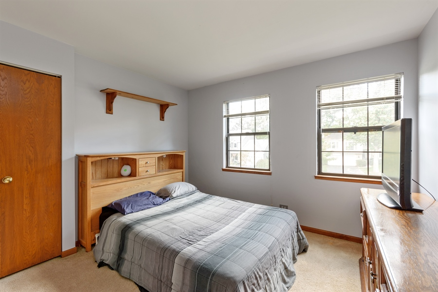 Real Estate Photography - 725 Chestnut, Bartlett, IL, 60103 - 3rd Bedroom