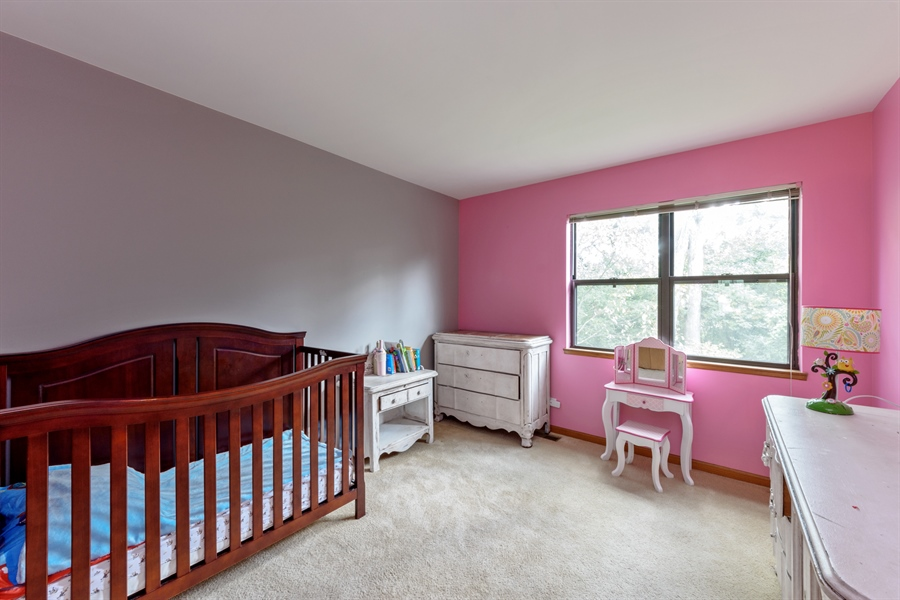 Real Estate Photography - 725 Chestnut, Bartlett, IL, 60103 - 4th Bedroom