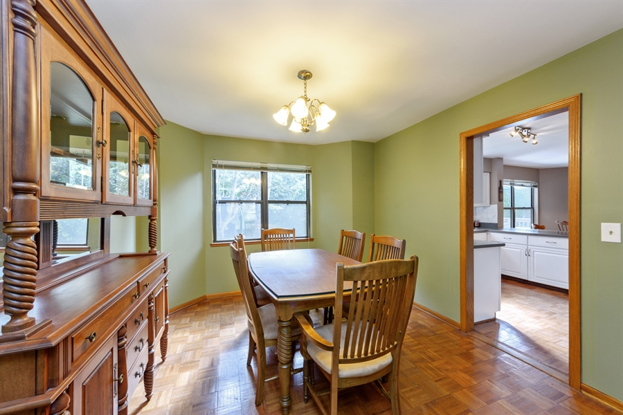 Real Estate Photography - 725 Chestnut, Bartlett, IL, 60103 - Dining Room