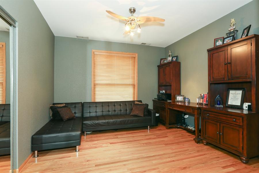 Real Estate Photography - 22W531 Balsam, Glen Ellyn, IL, 60137 - 3rd Bedroom