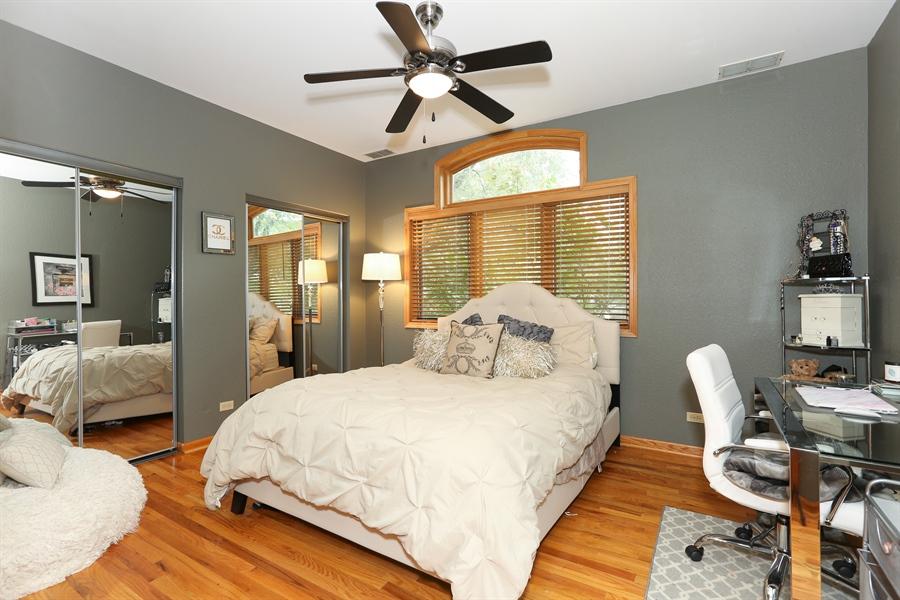 Real Estate Photography - 22W531 Balsam, Glen Ellyn, IL, 60137 - 4th Bedroom