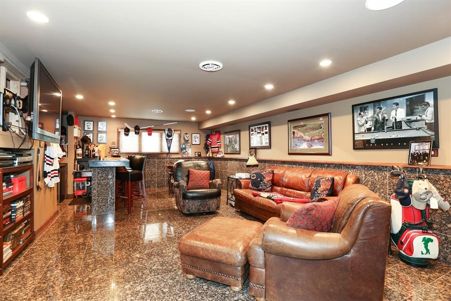 Real Estate Photography - 22W531 Balsam, Glen Ellyn, IL, 60137 - Lower Level