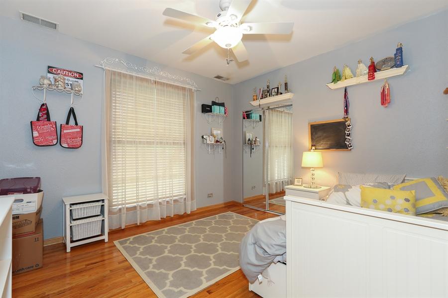 Real Estate Photography - 22W531 Balsam, Glen Ellyn, IL, 60137 - Bedroom