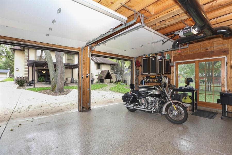 Real Estate Photography - 22W531 Balsam, Glen Ellyn, IL, 60137 - Garage