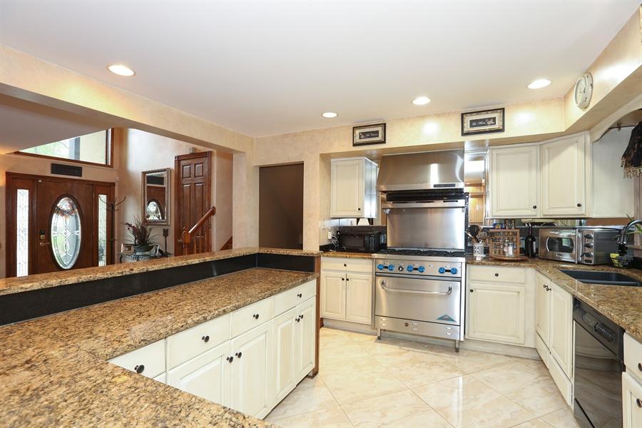 Real Estate Photography - 22W531 Balsam, Glen Ellyn, IL, 60137 - Kitchen