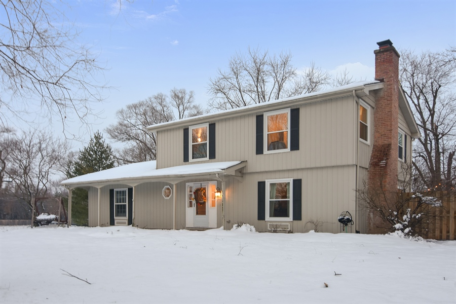 Real Estate Photography - 101 Howe Terrace, Barrington, IL, 60010 - Front View