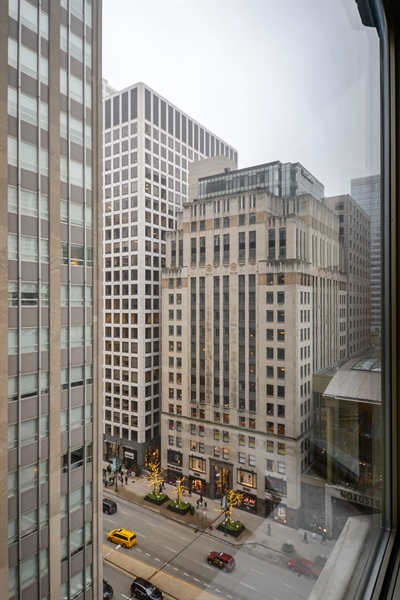 Real Estate Photography - 535 N Michigan Ave, 1403, Chicago, IL, 60611 - View