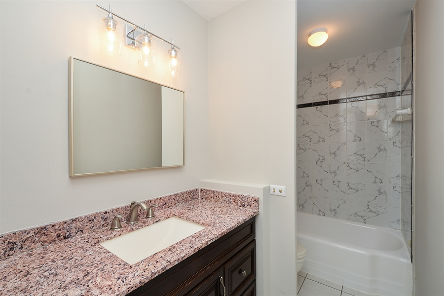 Real Estate Photography - 535 N Michigan Ave, 1403, Chicago, IL, 60611 - Bathroom