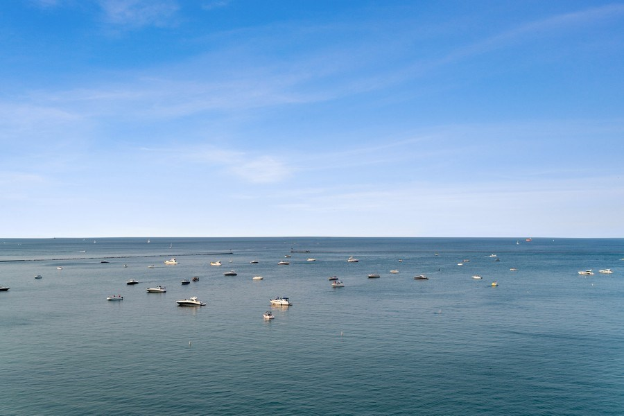 Real Estate Photography - 680 N Lake Shore Dr, 705, Chicago, IL, 60611 - View