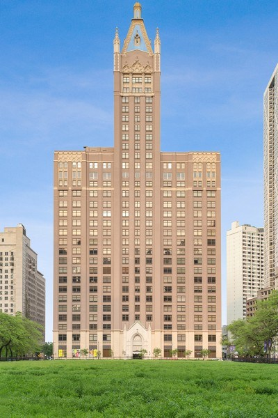 Real Estate Photography - 680 N Lake Shore Dr, 705, Chicago, IL, 60611 - Front View